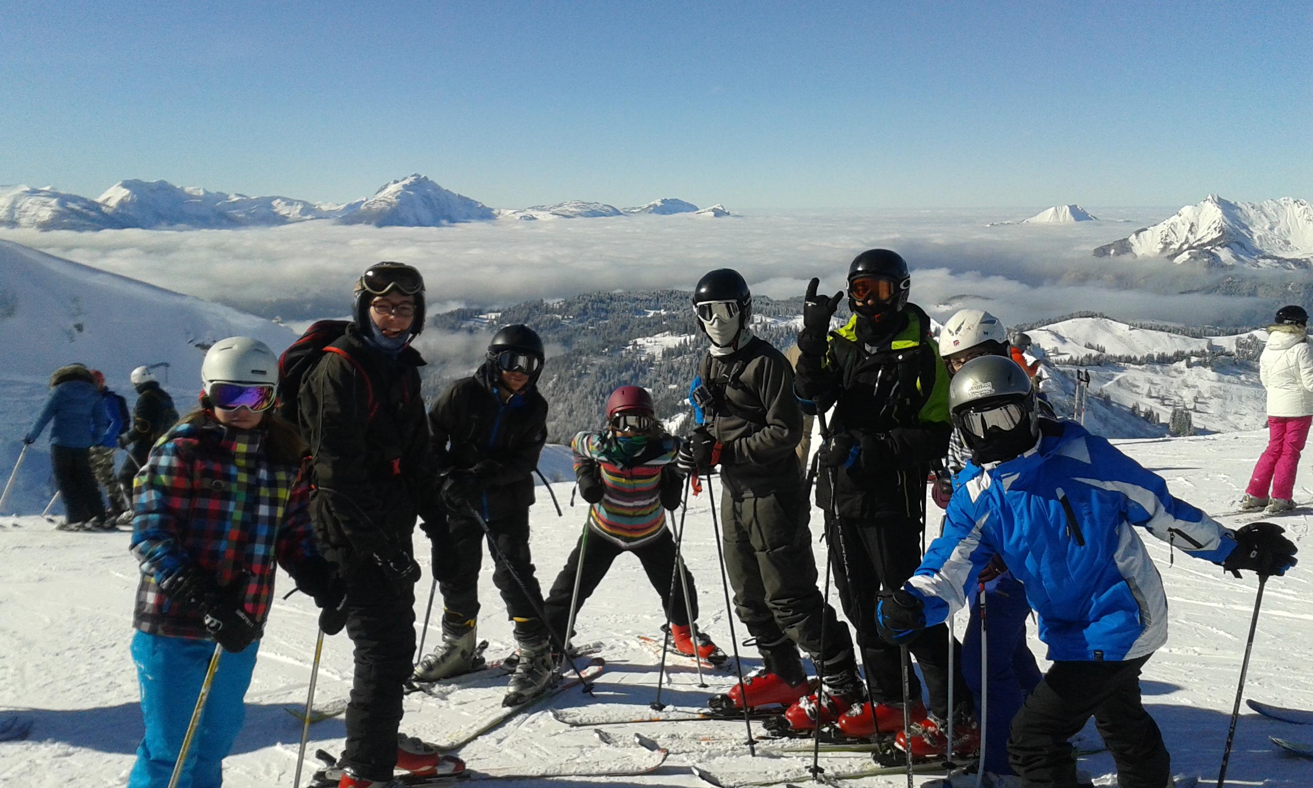 Caf Lyon Ski De Fond