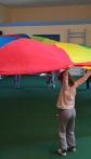 colo cirque - parachutte