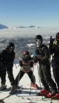 ski ados