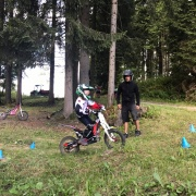 moto trial Moutain E-park