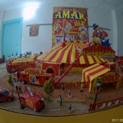 maquette cirque Pinder