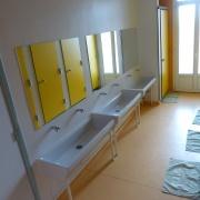 Maison ARVEL Bully lavabos 1er etage