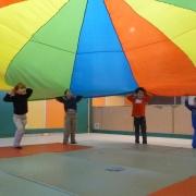 classe cirque bully parachutte