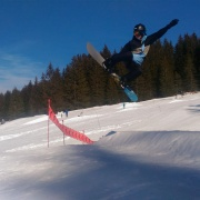snow freestyle les gets