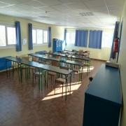 """Salle de classe Chalet ARVEL """"Le Vert Grillon"""""""