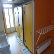Maison ARVEL douches 1er étage